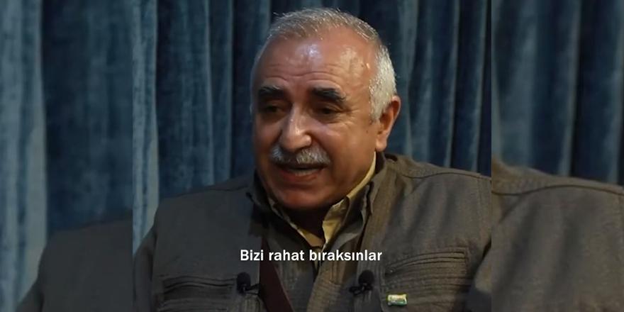 "5 Peşmergeyi katleden PKK Yöneticisi : ""Bizi rahat bırakın!"""