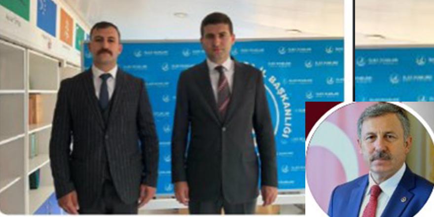 MHP'den, Selçuk Özdağ'a saldırana ödül gibi atama
