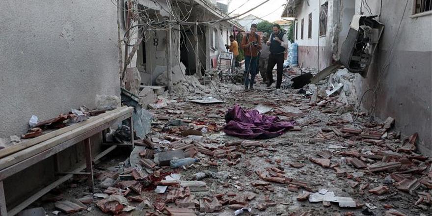 Afrin'deki saldırıyı İran destekli rejim mi gerçekleştirdi?