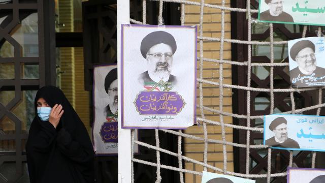 İran Meclisi Ehl-i Sünnet Grubu, seçimlerde Reisi'yi destekleyecek