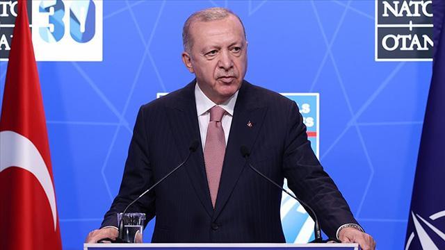 Cumhurbaşkanı Erdoğan, zirve sonrası basına konuştu