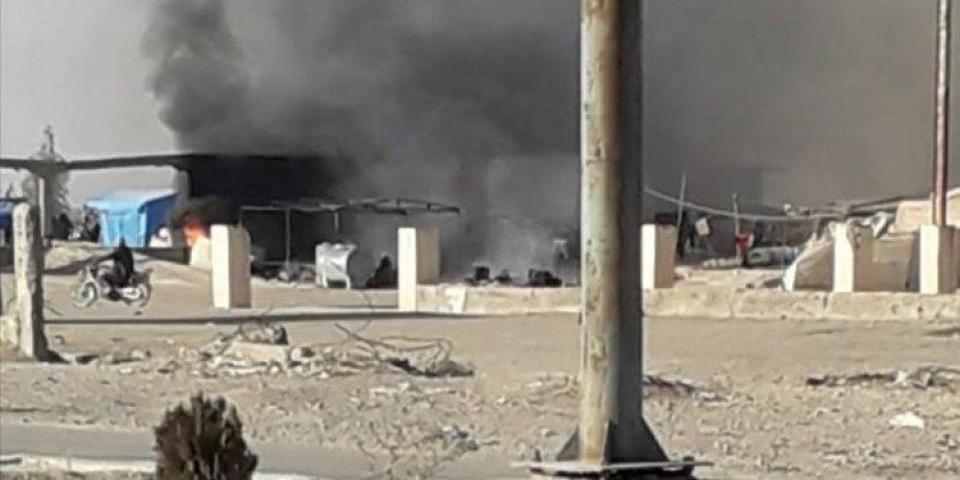 Deyrizor'da Devrim Muhafızları üssüne hava saldırısı: 3 ölü, 4 yaralı
