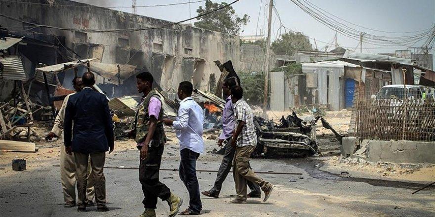 Somali'de askeri eğitim merkezine canlı bomba saldırısı