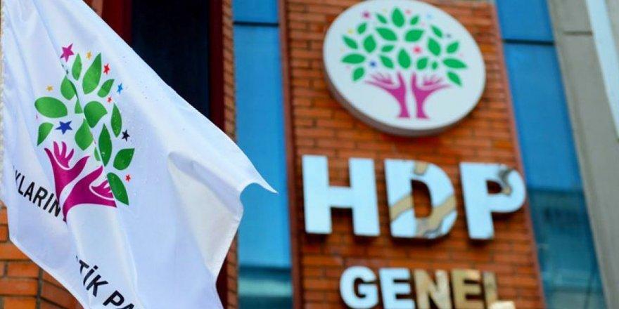 HDP iddianamesi ile ilgili ilk karar