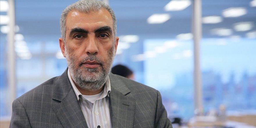 Filistin 1948 İslami Hareketi Başkan Yardımcısı Hatib serbest bırakıldı