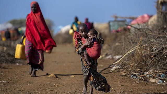 BM: 41 milyon insan kıtlık riski altında