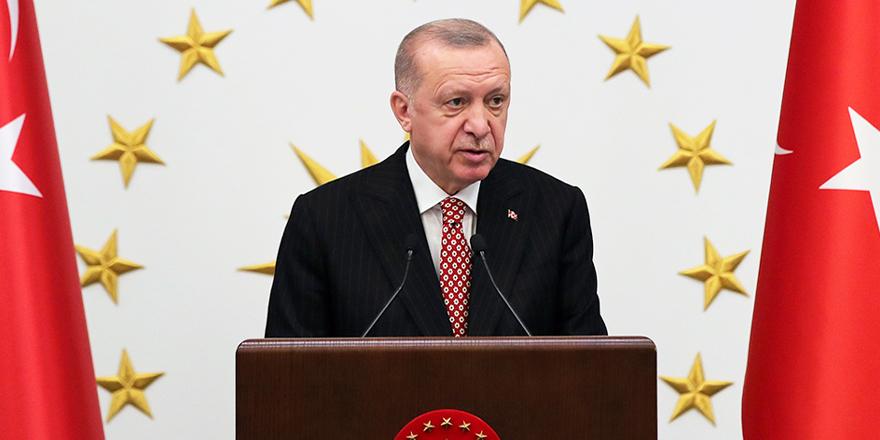 """Erdoğan'dan beklenen """"şeffaflık"""" çıkışı"""