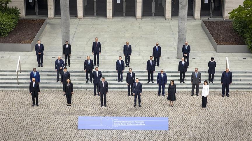 Libya konulu İkinci Berlin Konferansı Bildiri açıklandı