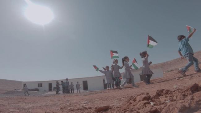 Siyonist İsrail'in yıkım politikasına karşı: Filistin'in direniş okulları
