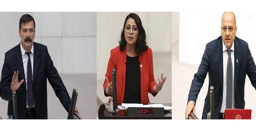 CHP ve HDP'de parti değiştiren vekillere tepki