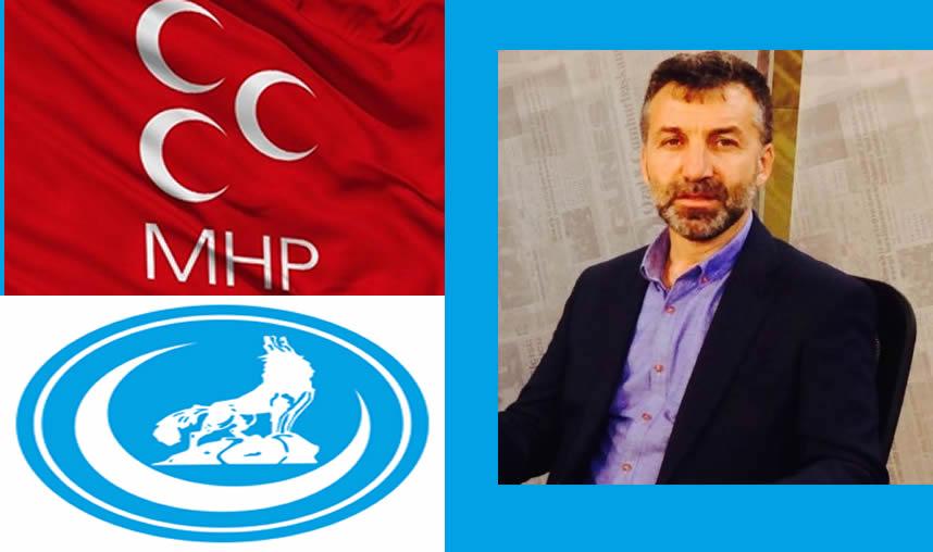 Mazlumder: MHP ve Ülkü Ocakları'nın hakaret ve tehdit dili kabul edilemez