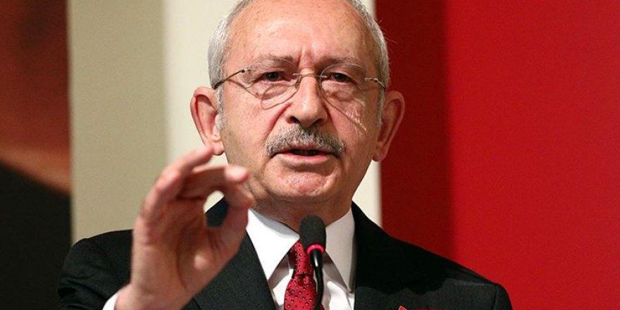 """Kılıçdaroğlu: """"Mısır'da siyasi idamlar doğru değil"""""""