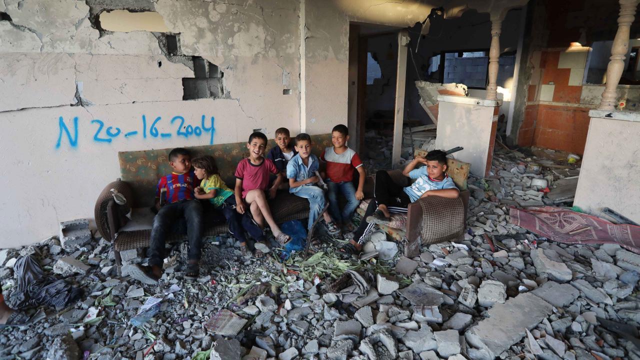 Gazzeli çocukların travması devam ediyor
