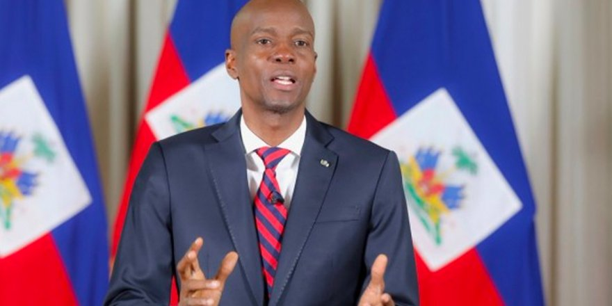 Haiti Devlet Başkanı özel konutunda öldürüldü