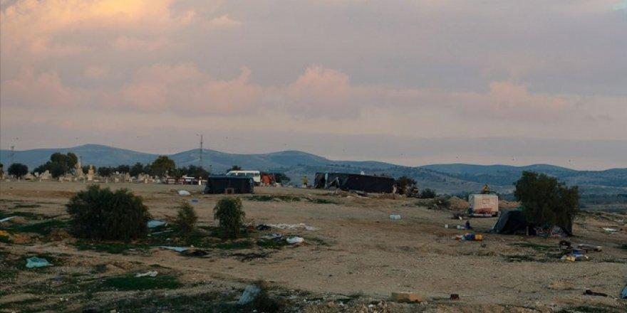 Arakib köyü Siyonist İsrail tarafından 190. kez yıkıldı