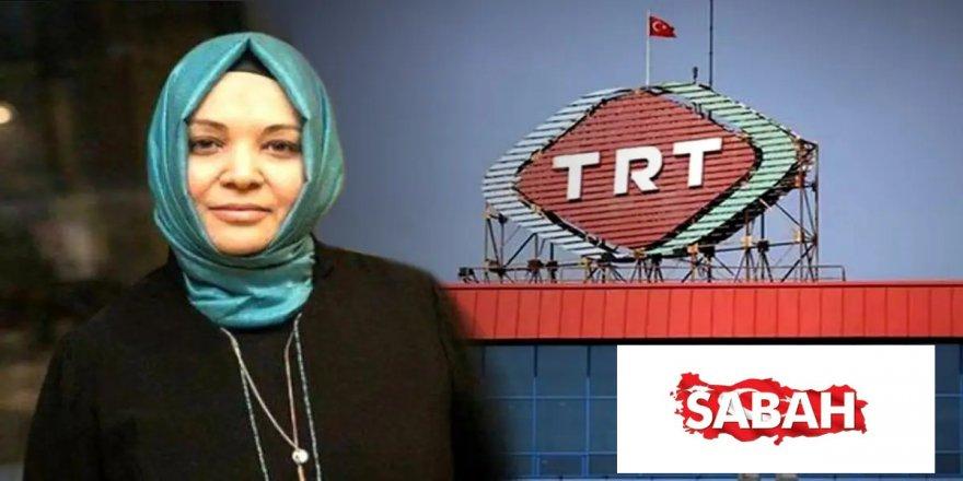 Sabah gazetesi TRT'ye yapılan atamaları neden görmezden geliyor?