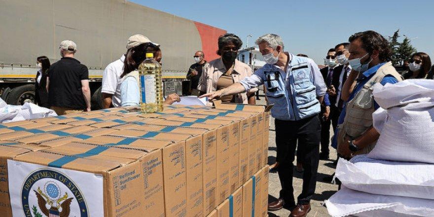 Suriye sorunu insani yardım boyutuna indirgenince…