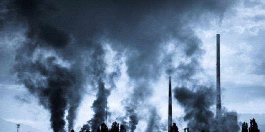 Dünyayı sera gazına boğan 25 şehrin 23'ü Çin'de