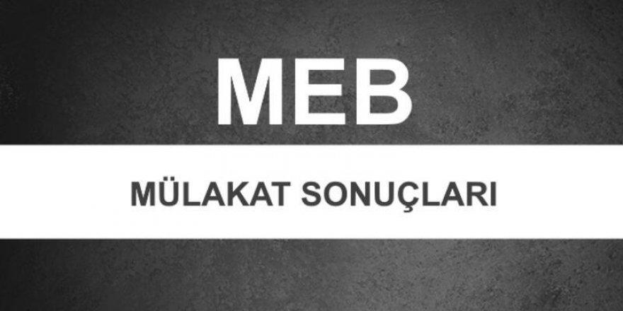 MEB mülakatları hakkında kafa karıştıran sorular!