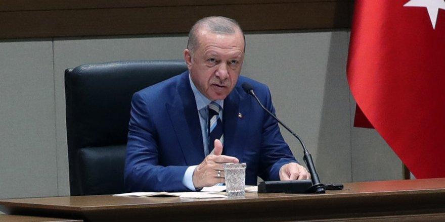 Cumhurbaşkanı Erdoğan: AB Adalet Divanı'nın ismini değiştirmesi lazım