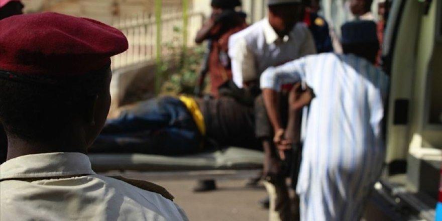 Nijerya'daki saldırıda 13 polis öldü