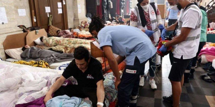 Belçikalı sol partiler: 'Açlık grevindeki mültecilerden biri bile ölürse koalisyonu bozarız'