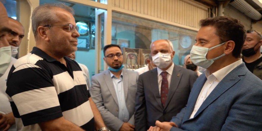 """Babacan: """"Popülist partiler 'Suriyelileri göndereceğiz' diyecek ama insani ve hukuki açıdanyapamayacaklar"""""""
