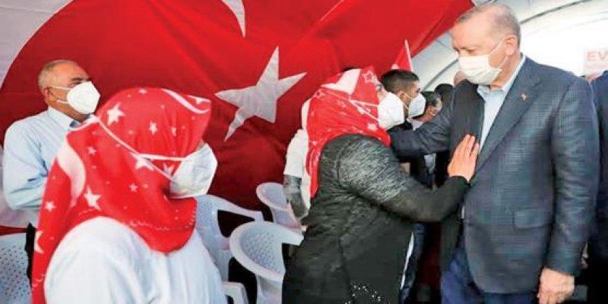 Erdoğan'ın Diyarbakır ziyareti