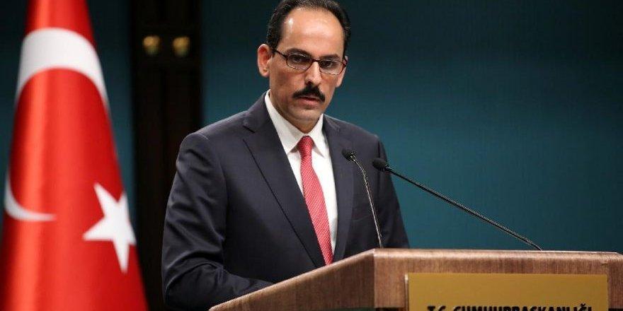 İbrahim Kalın Tunus'taki siyasi darbeyi kınadı