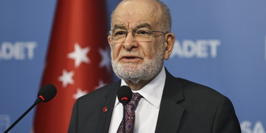 Karamollaoğlu'ndan Tunus paylaşımı