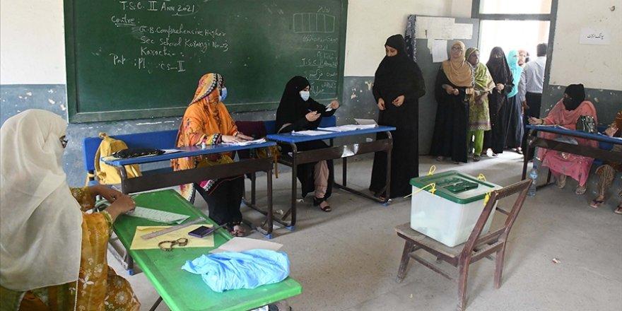 Azad Keşmir bölgesinde seçimleri iktidar partisi kazandı