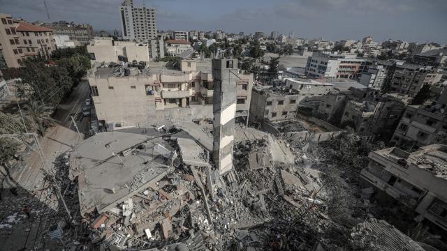 İnsan Hakları İzleme Örgütü: İsrail'in saldırıları işgalin parçası