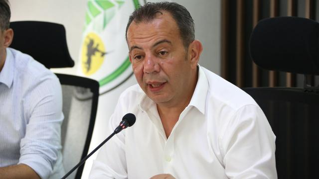 Irkçı Tanju Özcan hakkında suç duyurusu