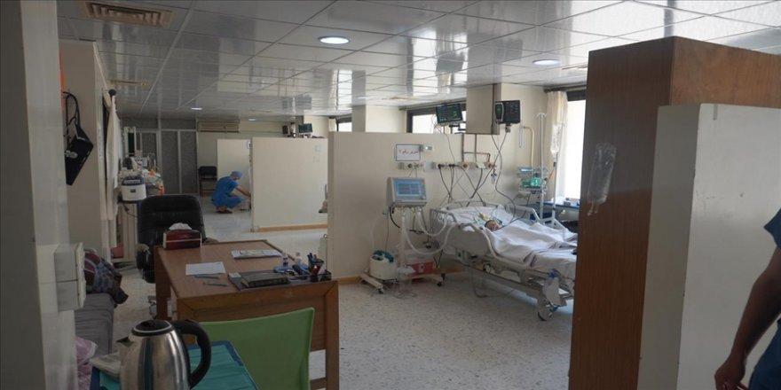 Türkiyeli işadamından İdlib Üniversite Hastanesine ekipman yardımı
