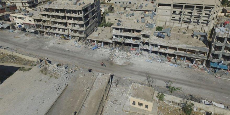Esed rejiminin Dera'ya yönelik kuşatması derinleşiyor