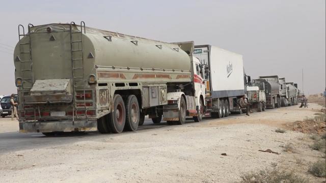 PKK/YPG, Esed rejimine yılda yaklaşık 6 milyon varil petrol sağlıyor