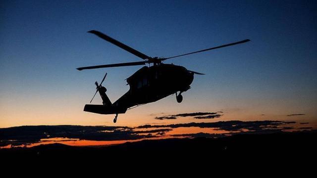 Ekvator Ginesi, Fransız askeri helikopterini alıkoydu