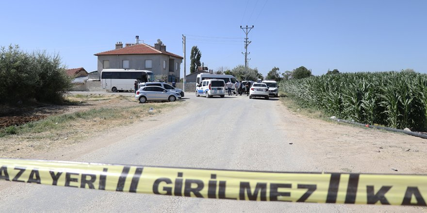 Meram katliamında gözaltı sayısı 13'e yükseldi