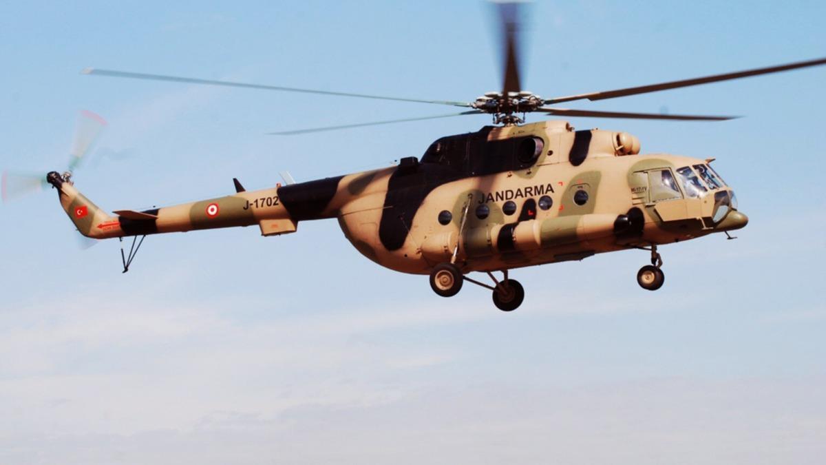 CHP'li vekilin Mi-17 iddialarına cevap!