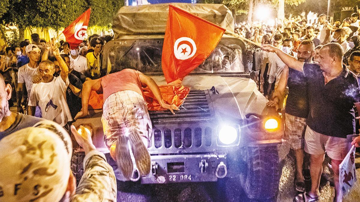 Tunus darbesi geçen yıl planlanmıştı