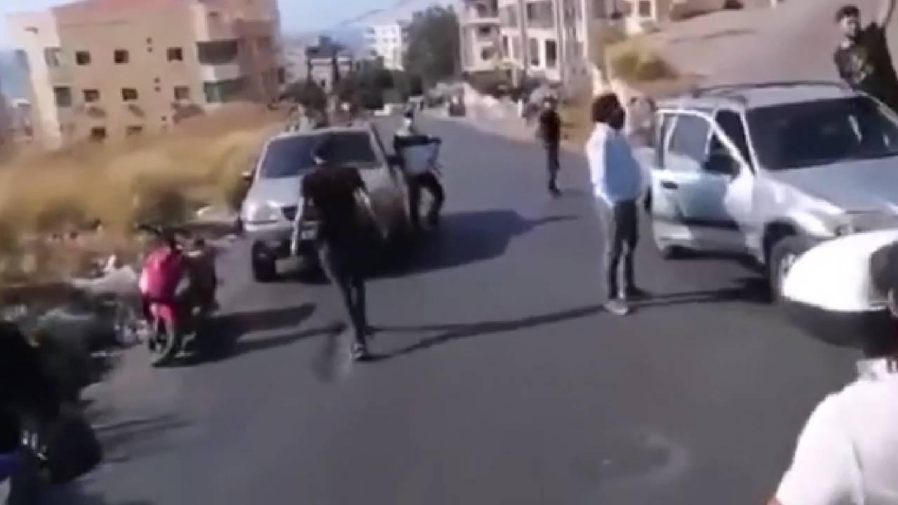Lübnan'da İran taşeronu Hizbullah ile Arap aşiretleri arasında çatışma