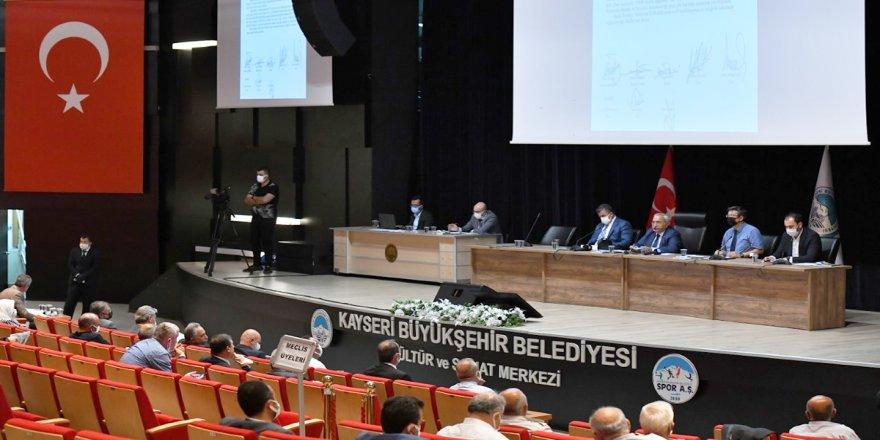 Kayseri'de CHP ve İYİ Partililerin ırkçı teklifi AK Parti ve MHP'li üyelerin oylarıyla reddedildi