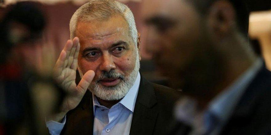 Hamas'tan ABD işgalini sona erdiren Taliban'a tebrik