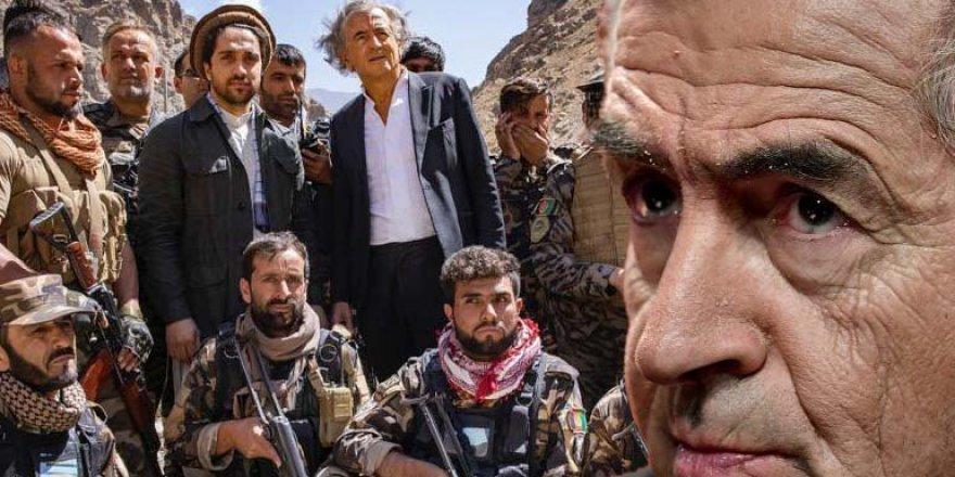 MOSSAD ajanı Fransız, Afganistan'da kaosun devamı için sahnede