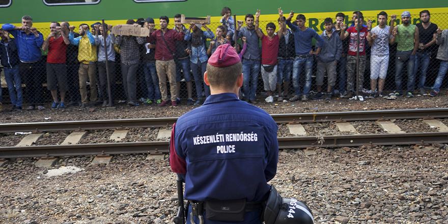 Avrupa'nın içe açık, dışa kapalı sınırları