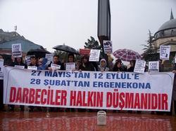 Türkiye'de Halk Sokağa Çıkarsa