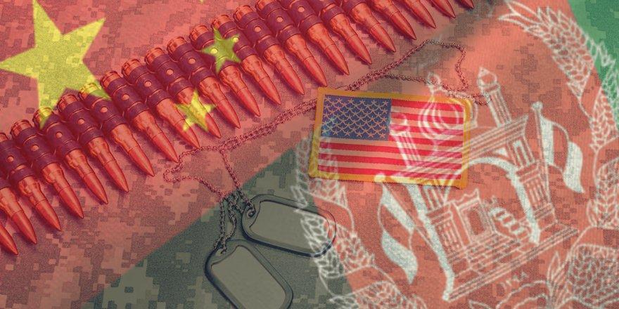 Komplocu kafanın Afganistan'a dair Çin tahlili