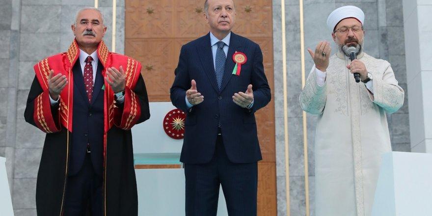 Devlet Bahçeli'den DİB Başkanı Ali Erbaş'a destek