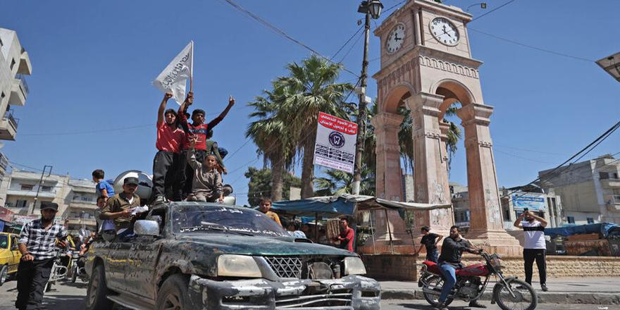 """İdlib şehir devletinde """"Şura Meclisi"""" kuruldu"""