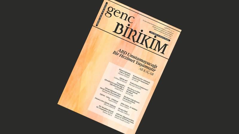 Genç Birikim dergisinin Eylül sayısı çıktı